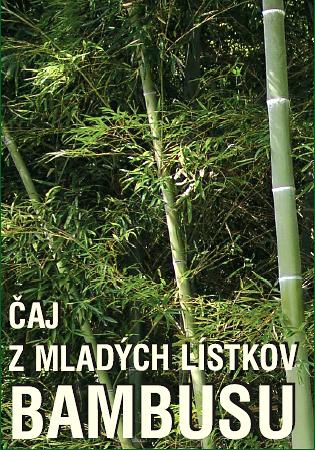 Čaj z bambusových výhonkov