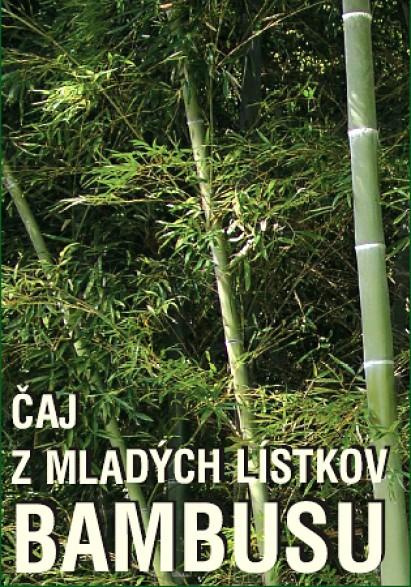 bambusový čaj
